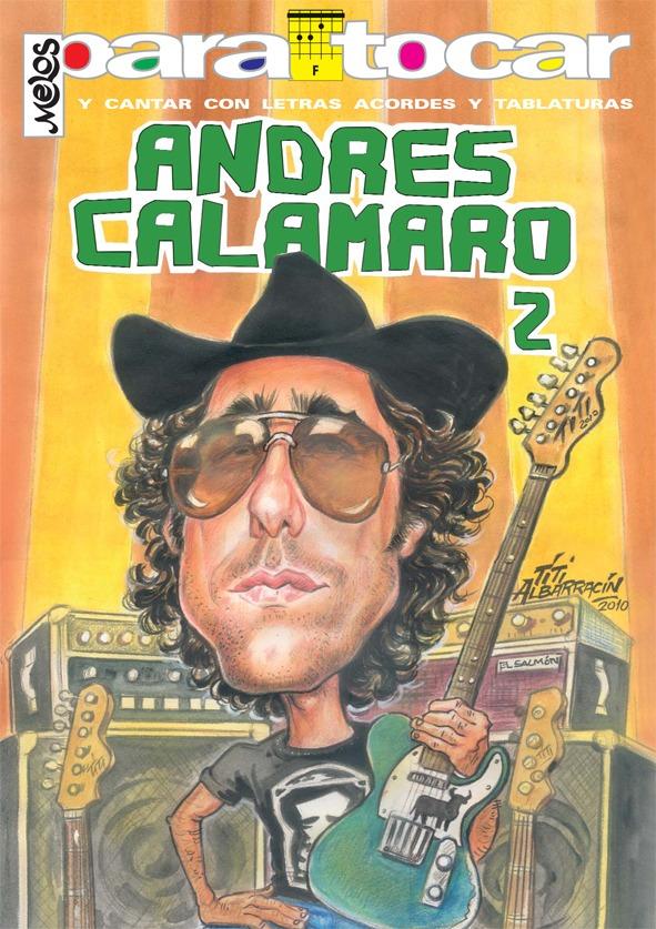 Para Tocar – Andrés Calamaro Nº 2