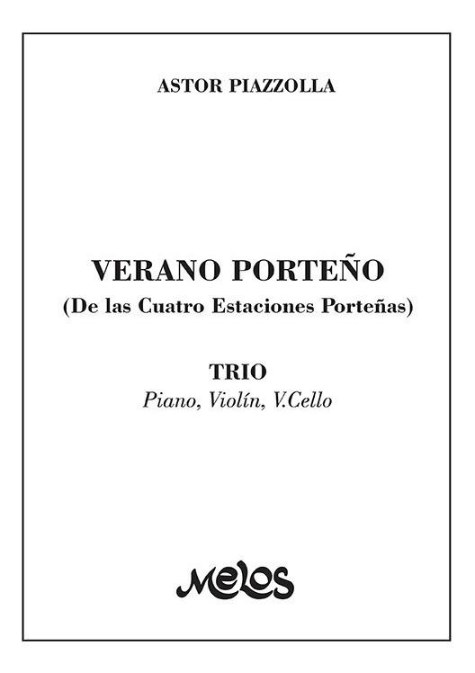 Verano Porteño (trío)