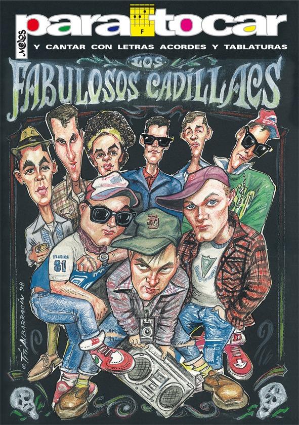 Para Tocar – Los Fabulosos Cadillacs