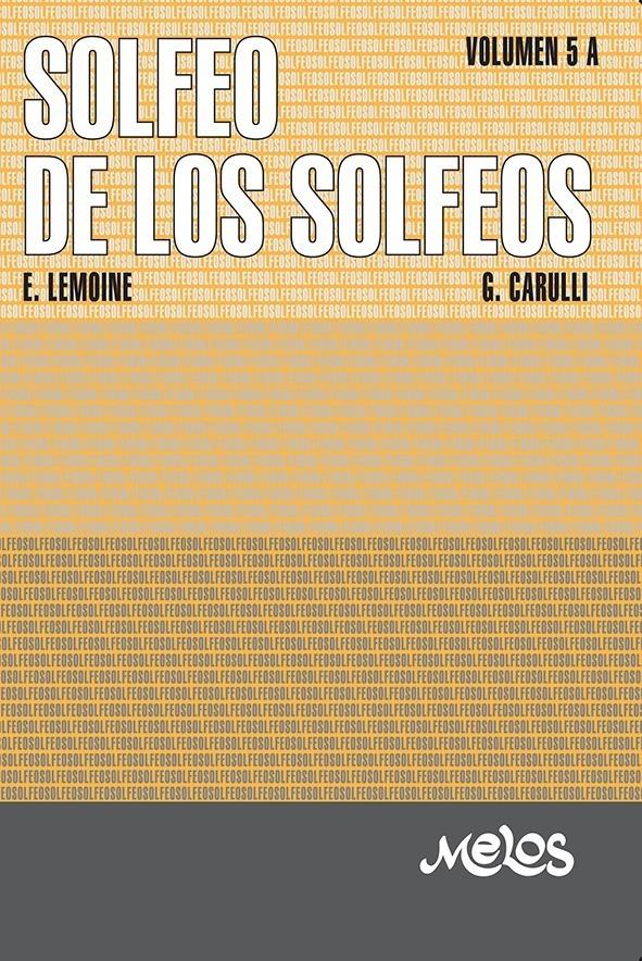 Solfeo De Los Solfeos – Vol. 5 A
