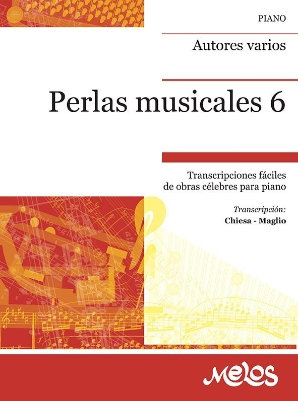 Perlas Musicales – Vol 6º