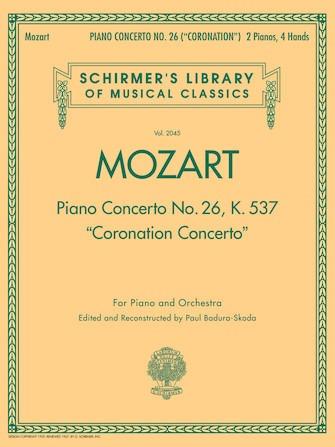 Piano Concierto Nº 26 – K. 537
