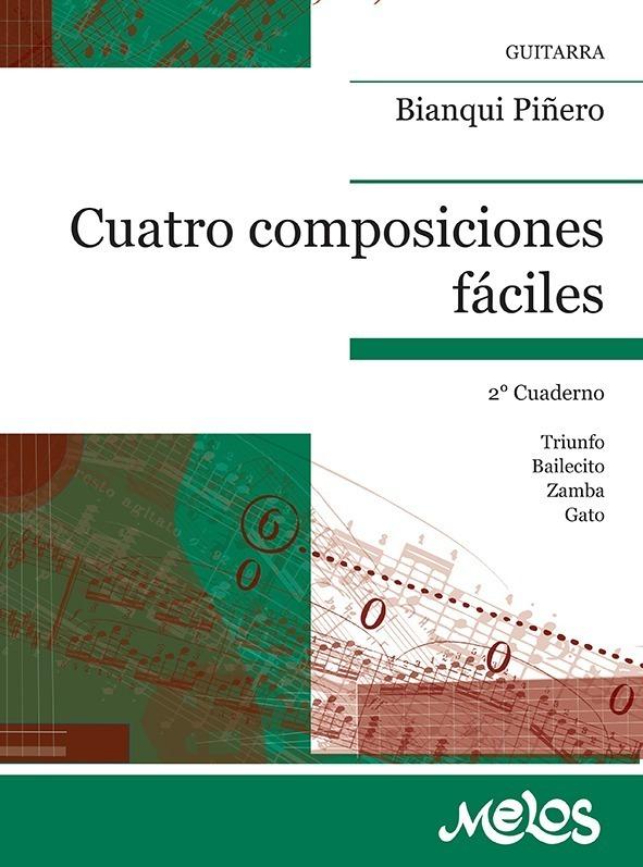 4 Composiciones Fáciles – Cuaderno 2º