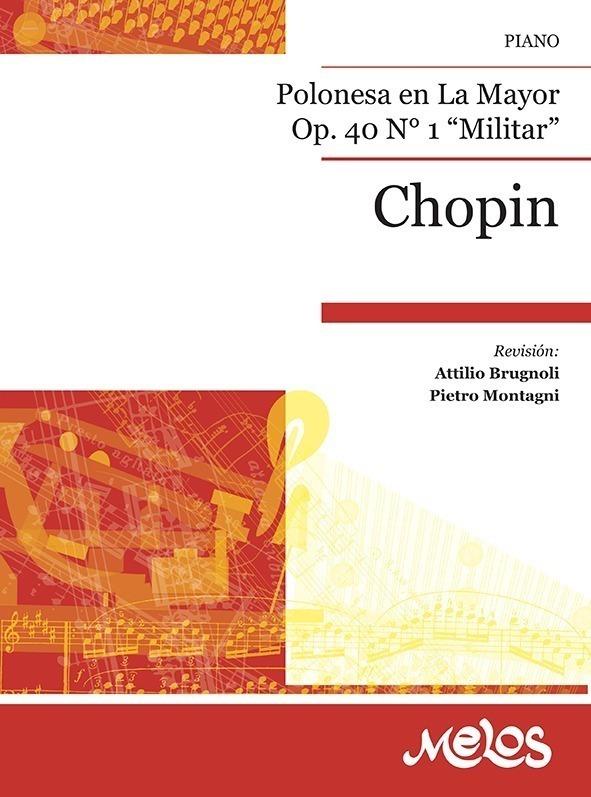 Polonesa, La Mayor, Op. 40 Nº 1 ( Militar )