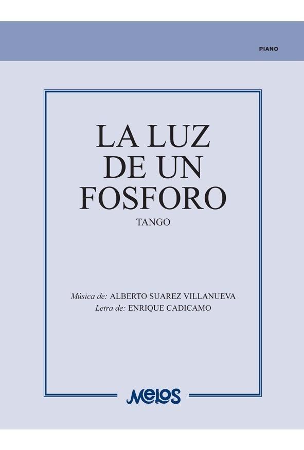 La Luz De Un Fósforo (tango)