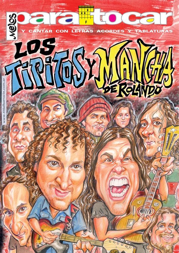 Para Tocar – Los Tipitos/mancha De Rolan