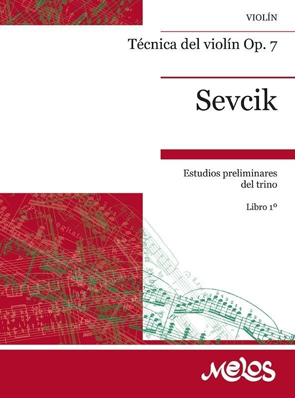 Técnica Del Violín, Op. 7 – Libro 1º