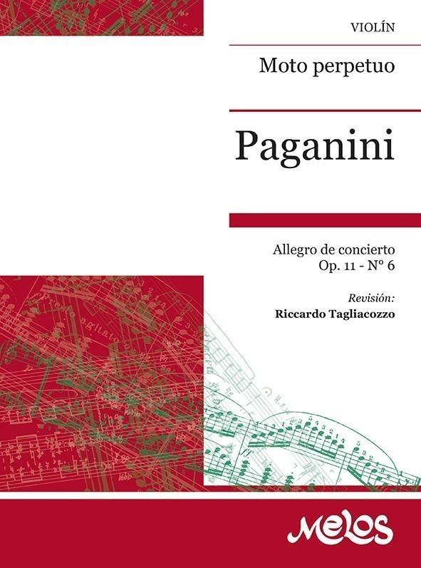 Moto Perpetuo, Op. 11 Nº 6