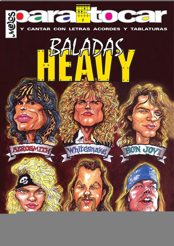 Para Tocar – Baladas Heavy