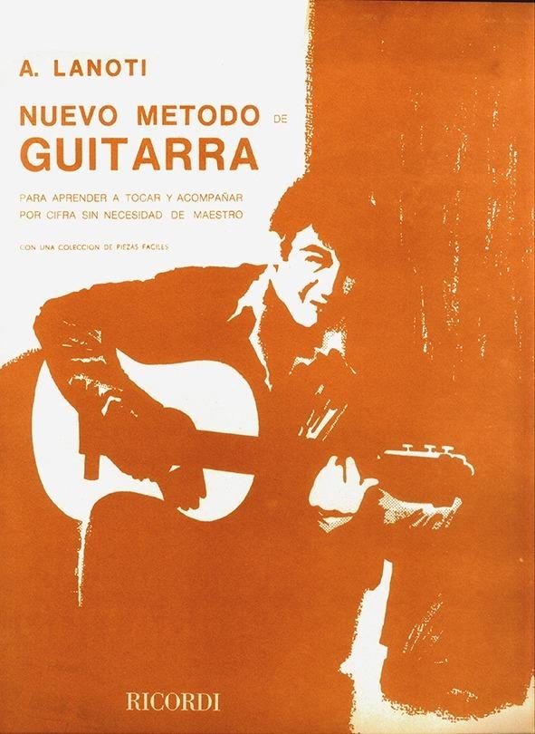 Nuevo Método De Guitarra (por Cifra)