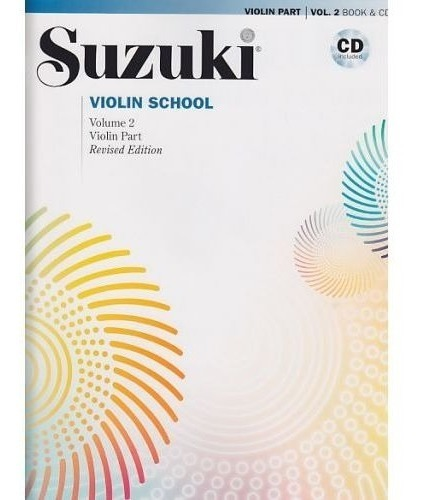 Suzuki Violin School Violin Part Volume 2