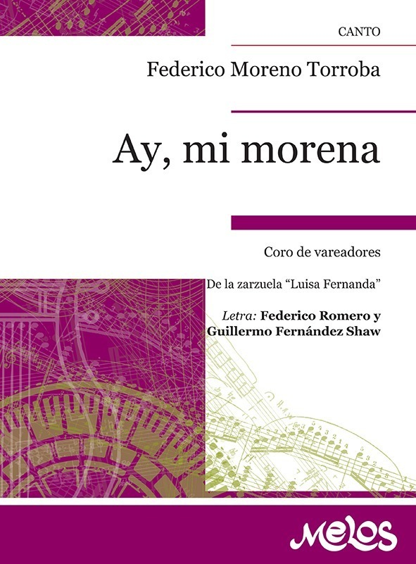 Ay, Mi Morena (de Luisa Fernanda )