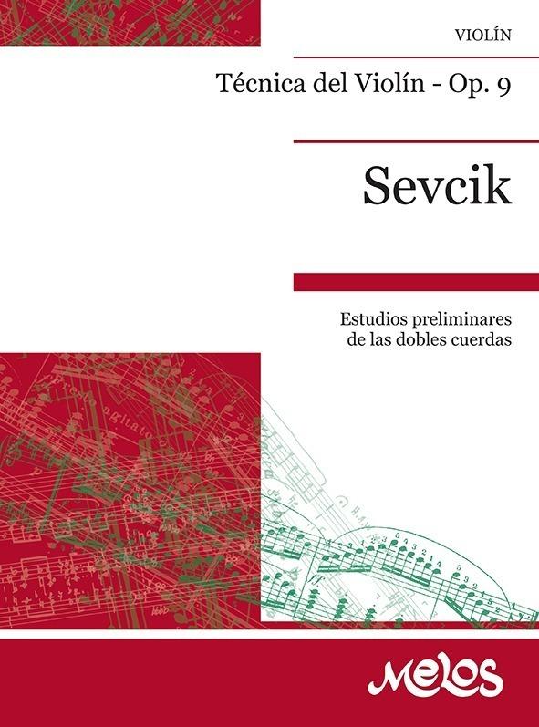 Técnica Del Violín, Op. 9