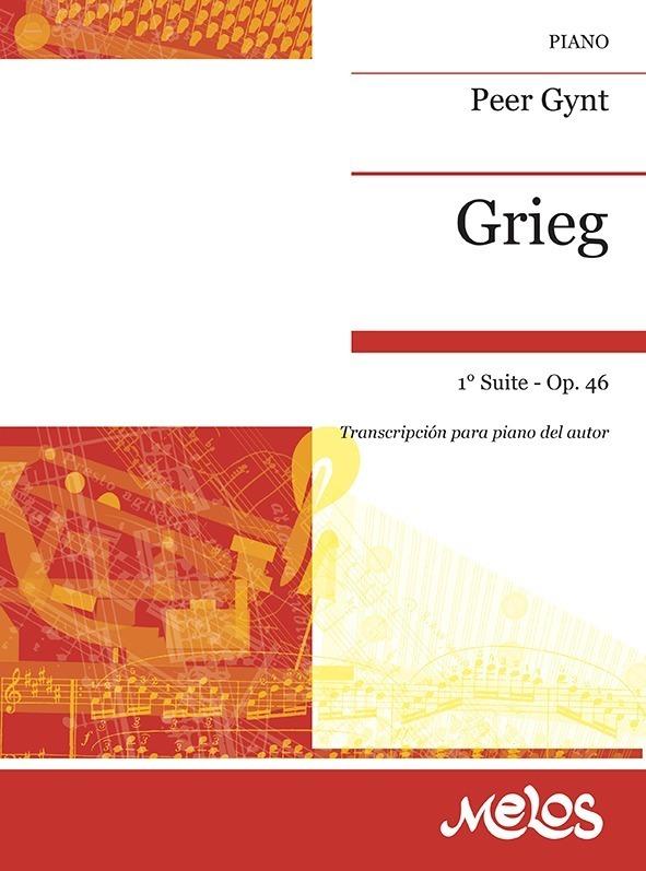 Peer Gynt, 1ª Suite, Op. 46