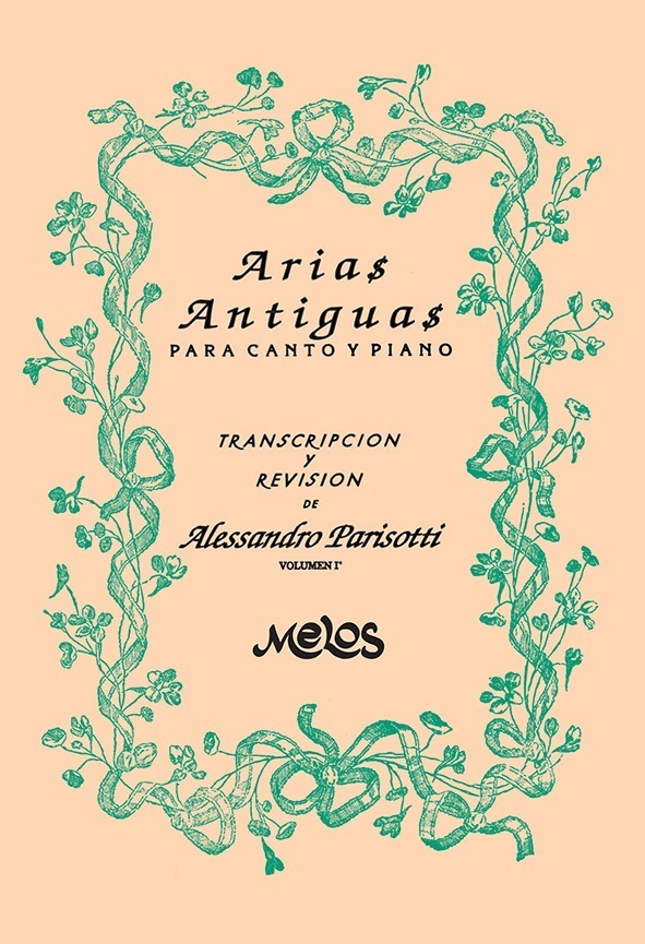 Arias Antiguas – Vol. 1º