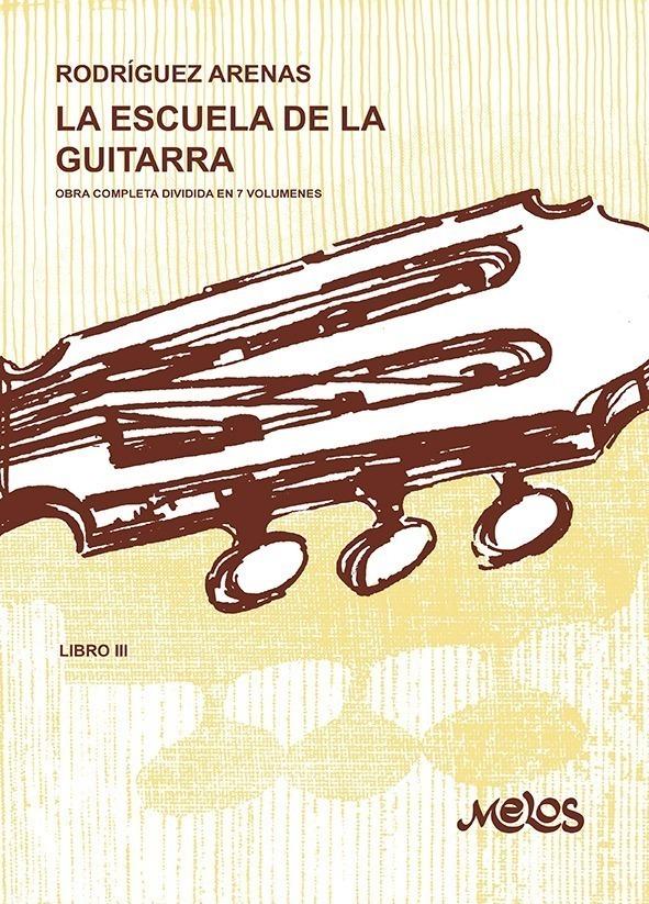 La Escuela De La Guitarra – Libro 3º