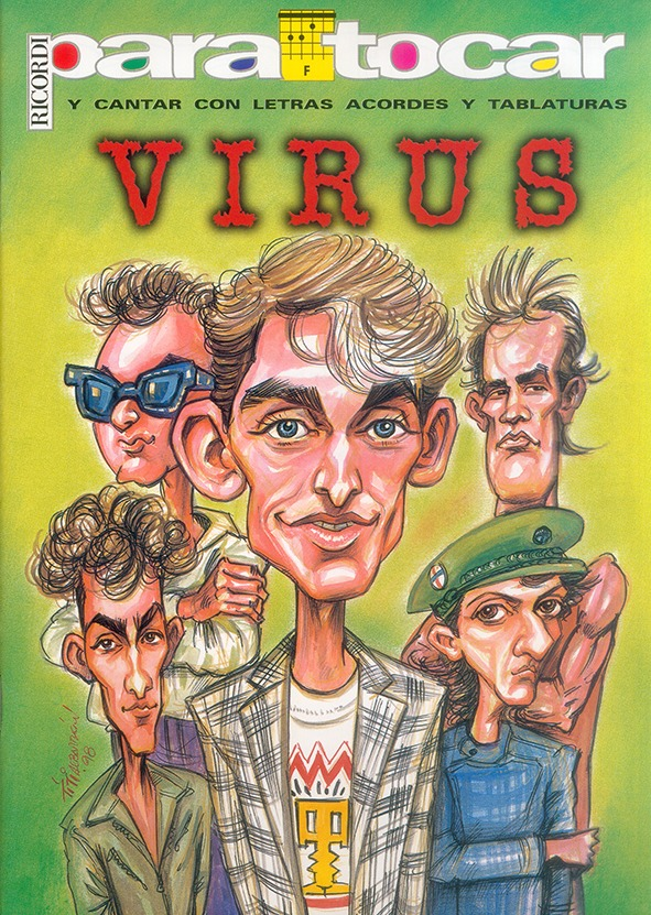 Para Tocar – Virus