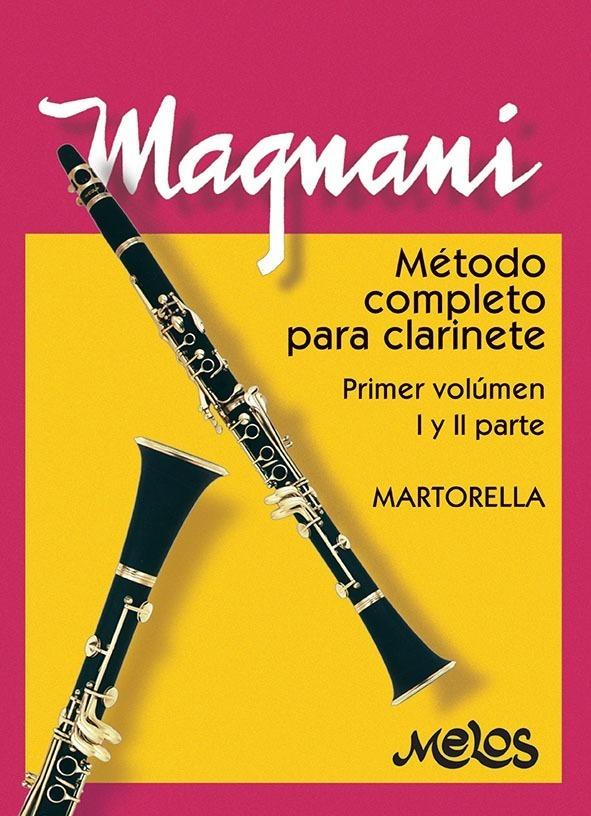 Método Completo Para Clarinete – Vol. 1º