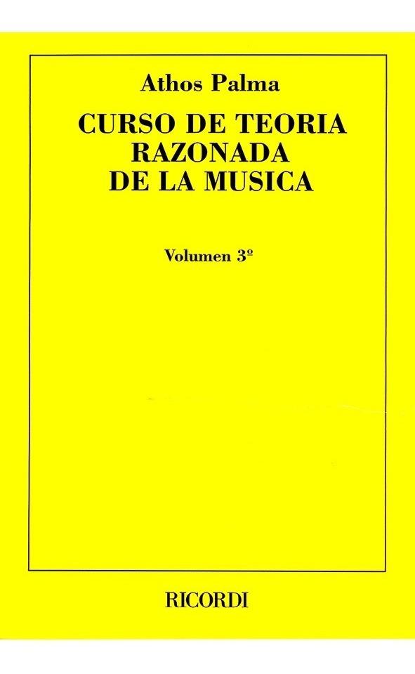 Curso De Teoría Razonada De La Música – Vol. 3º