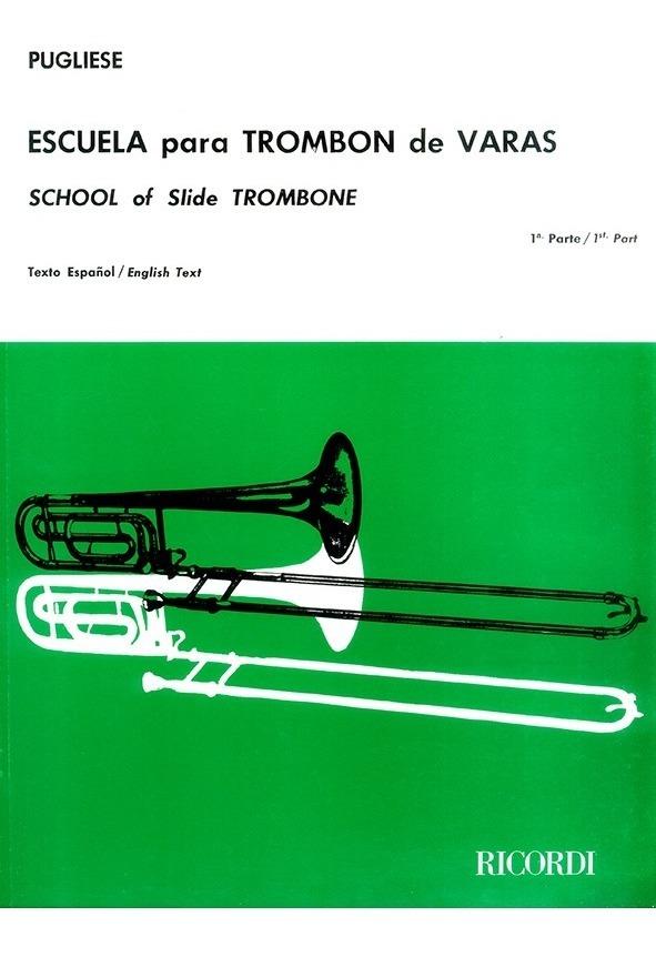 Escuela Para Trombón De Varas – Libro 1º
