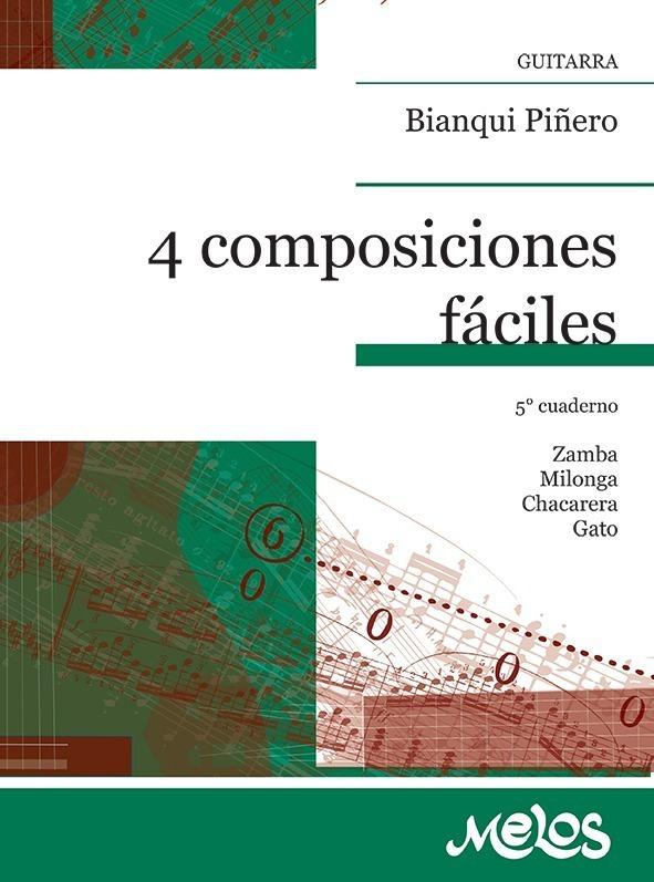 4 Composiciones Fáciles – Cuaderno 5º