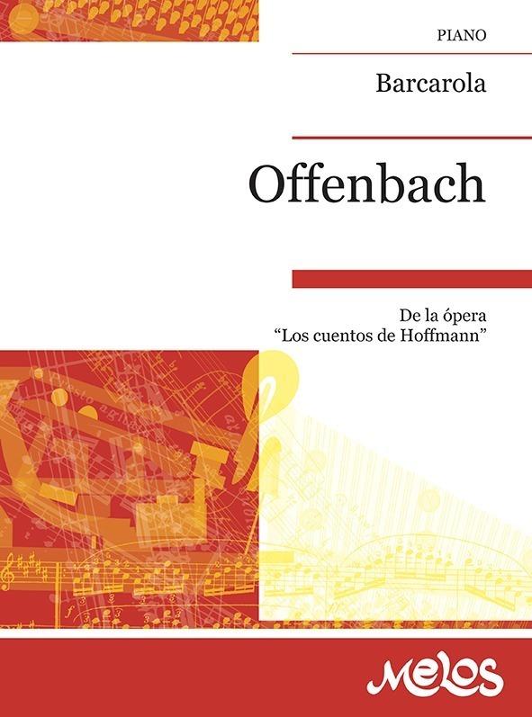 Barcarola ( De Los Cuentos De Hoffmann )