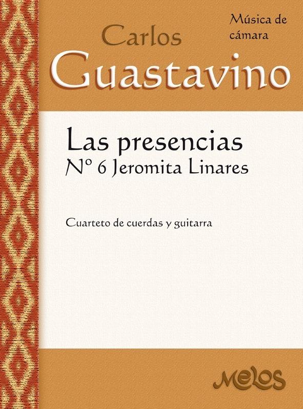 Las Presencias Nº 6 Jeromita Linares