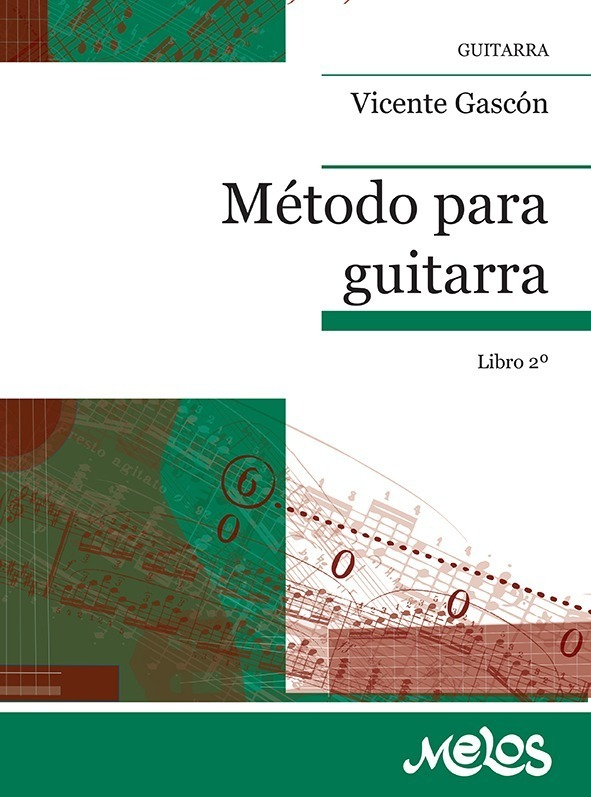 Método Para Guitarra – Libro 2º