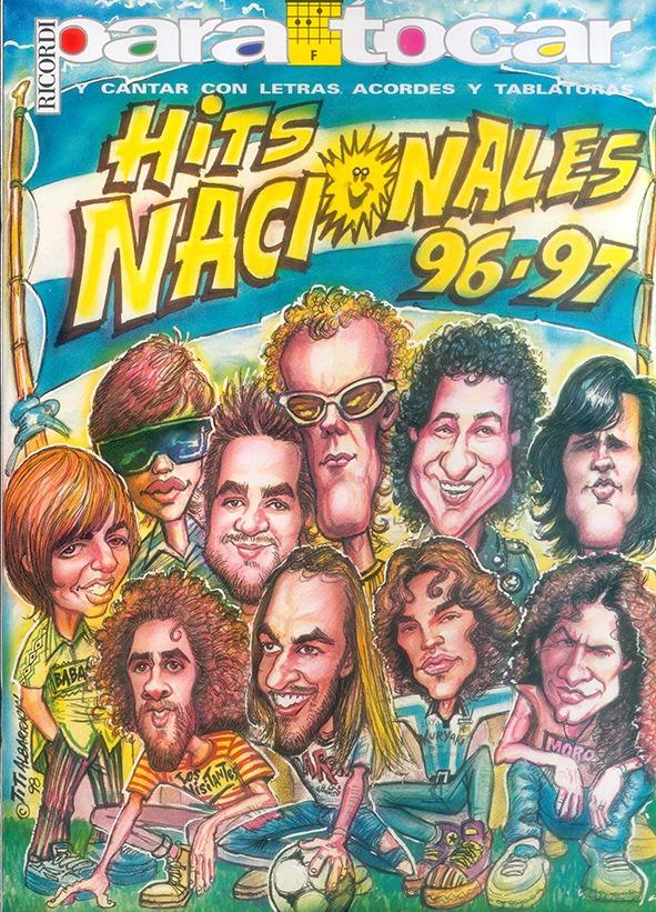 Para Tocar – Hits Nacionales 96/97