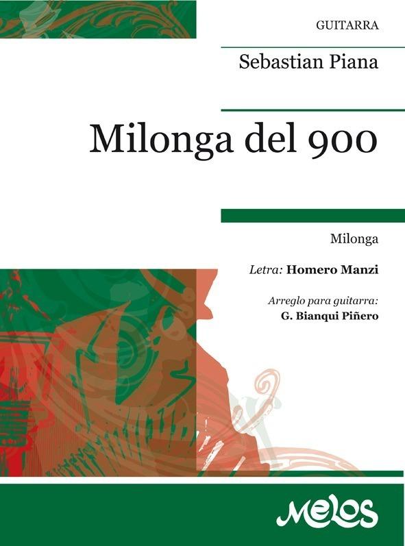 Milonga Del 900 (milonga)