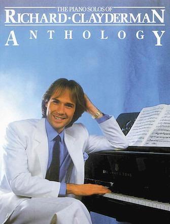 Richard Clayderman Anthology Piano Solo