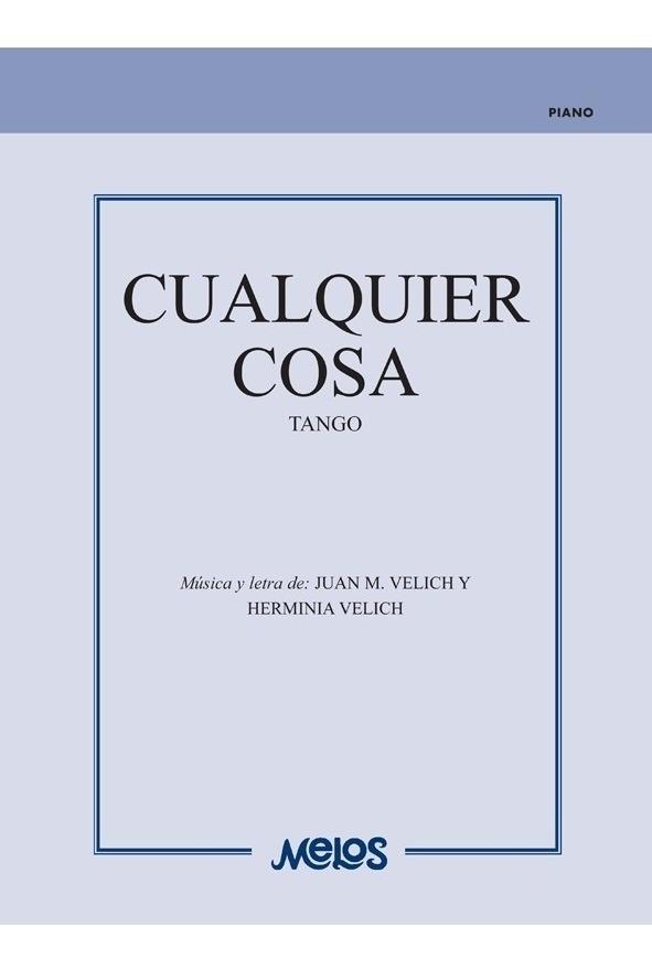 Cualquier Cosa (tango)