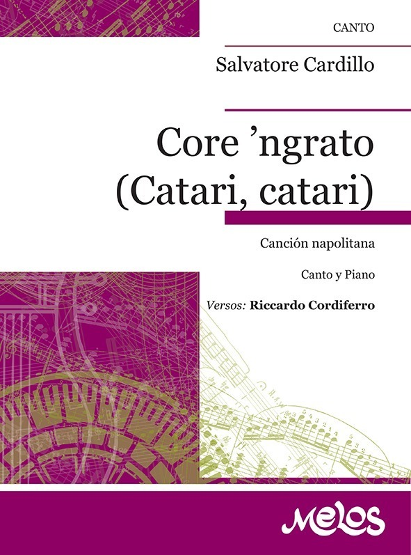 Core 'ngrato (catari, Catari)