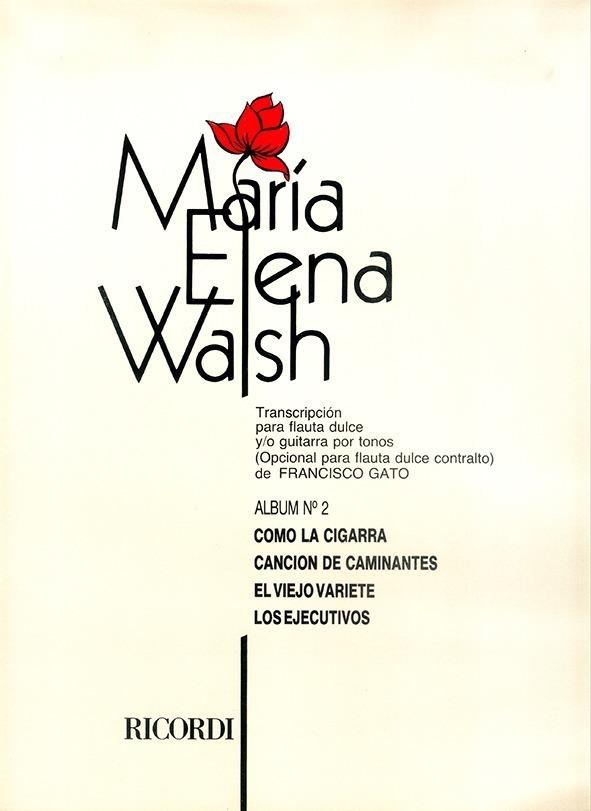 Álbum Nº 2 María Elena Walsh