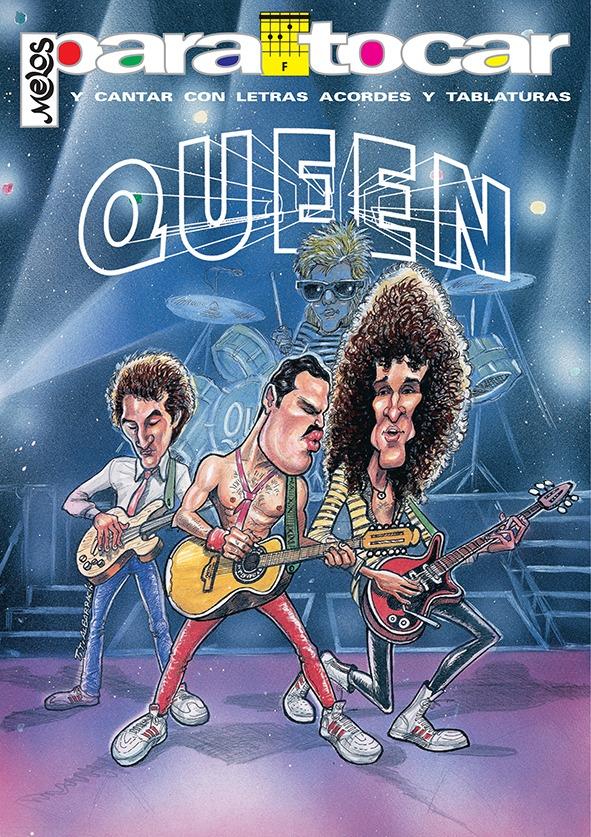 Para Tocar – Queen – Nº1
