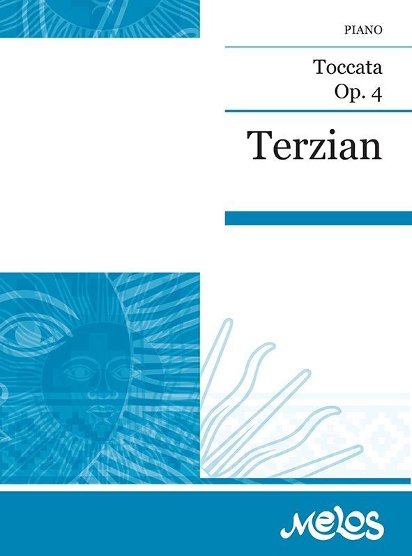 Toccata, Op. 4