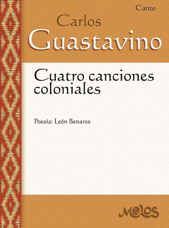 Cuatro Canciones Coloniales