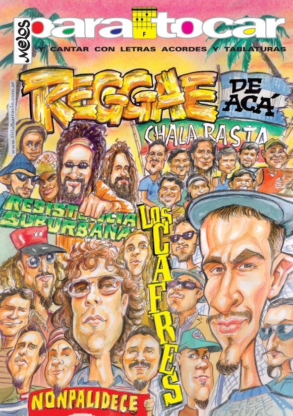 Para Tocar – Reggae De Acá