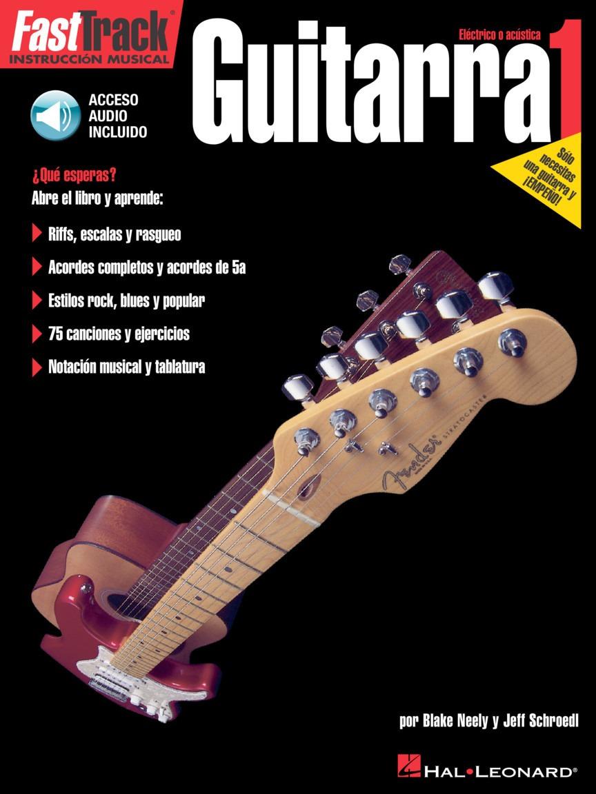 Fasttrack Guitarra 1