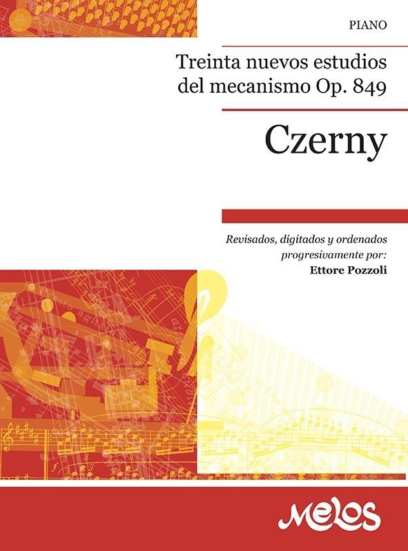 30 Nuevos Estudios Del Mecanismo, Op. 849