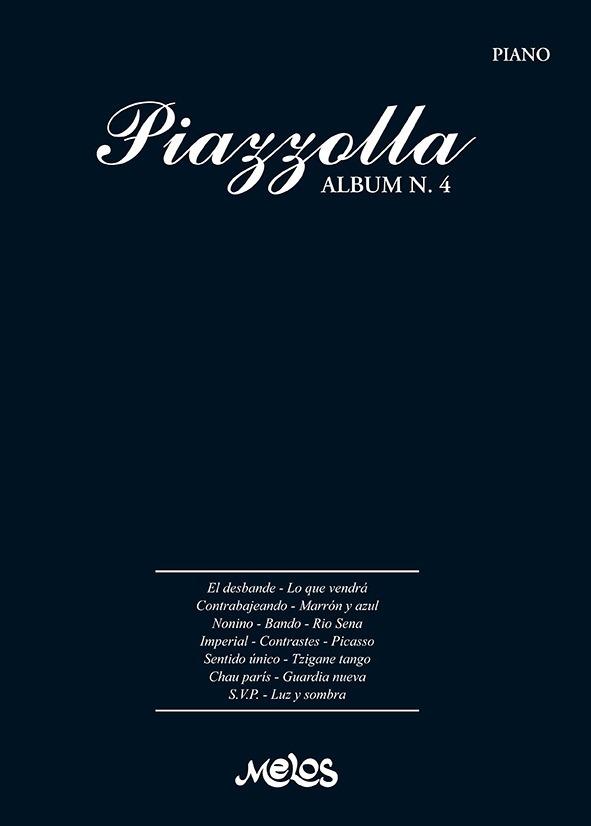 Piazzolla, Álbum Nº 4