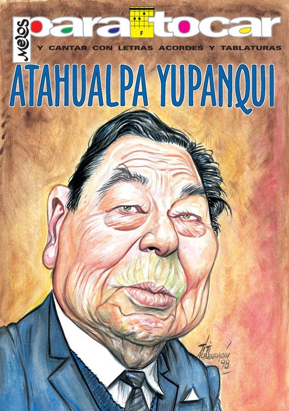 Para Tocar – Yupanqui, Atahualpa