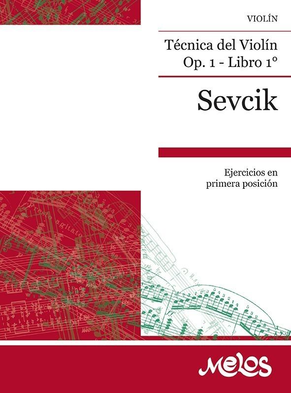 Técnica Del Violín, Op. 1 – Libro 1º