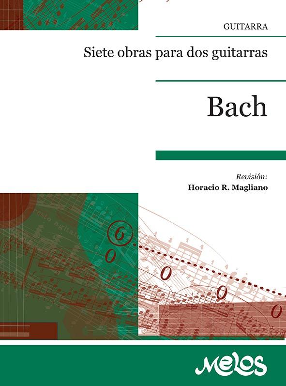 Siete Obras Para Dos Guitarras