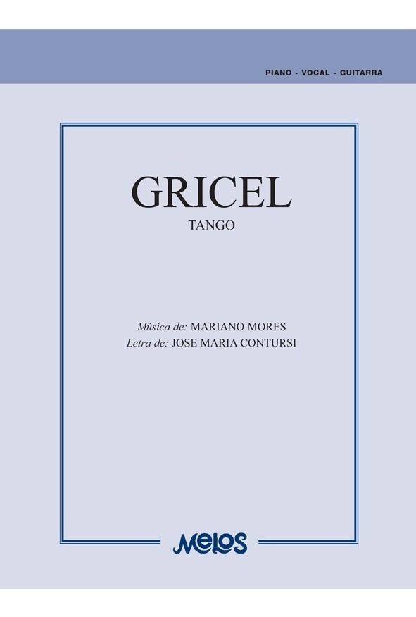Gricel (tango)