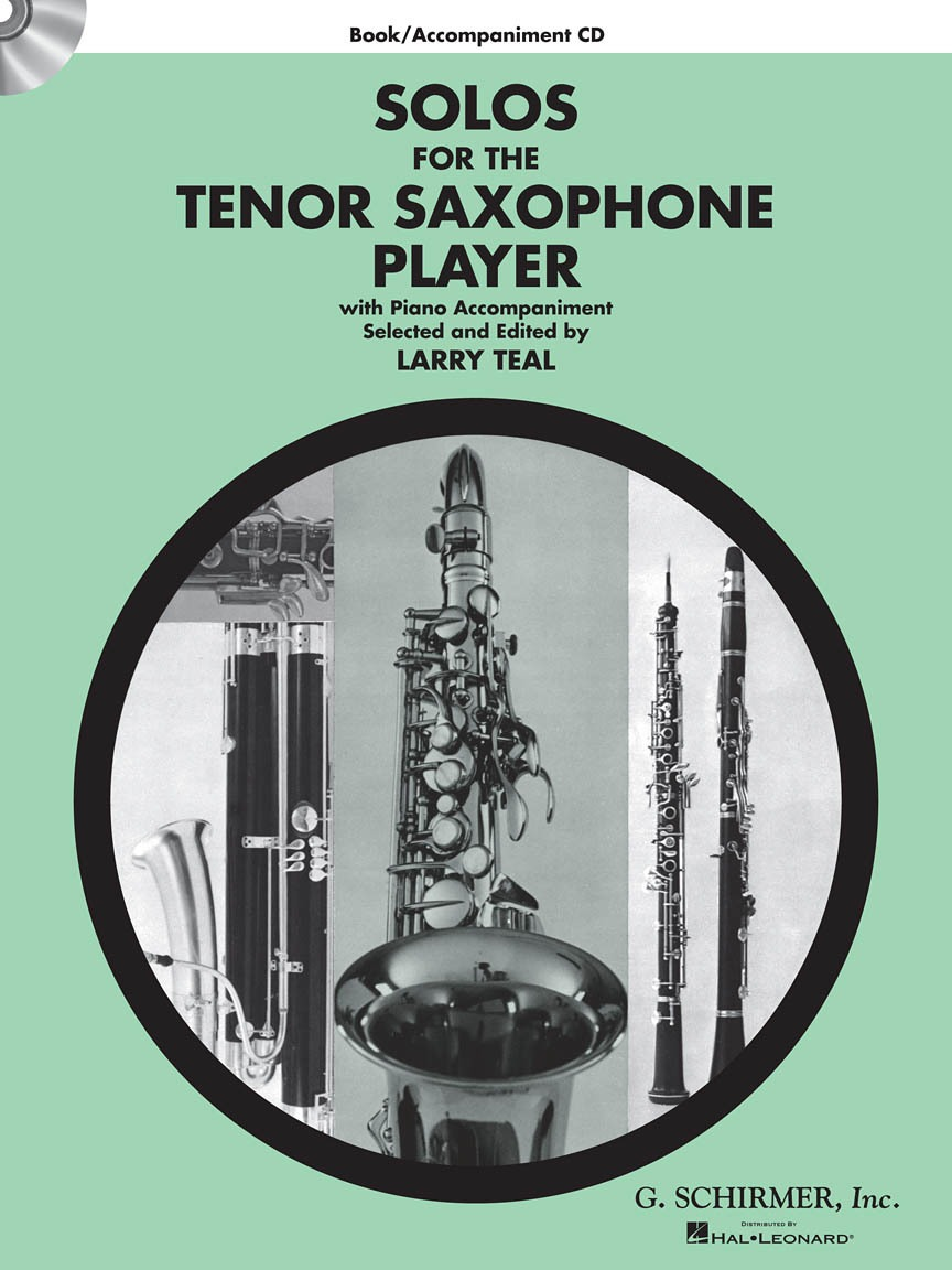 Solos For The Tenor Saxophone Player