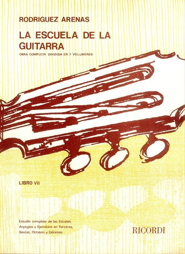 La Escuela De La Guitarra – Libro 7º