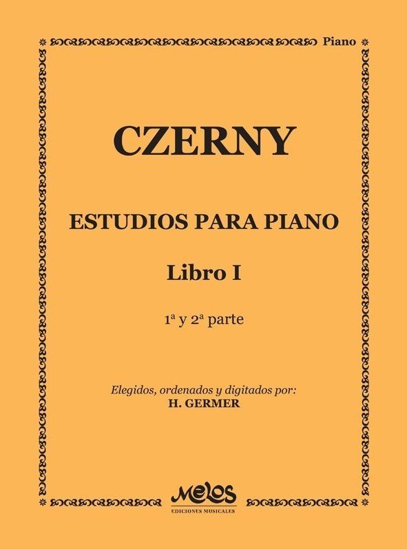 Estudios Para Piano – Libro 1