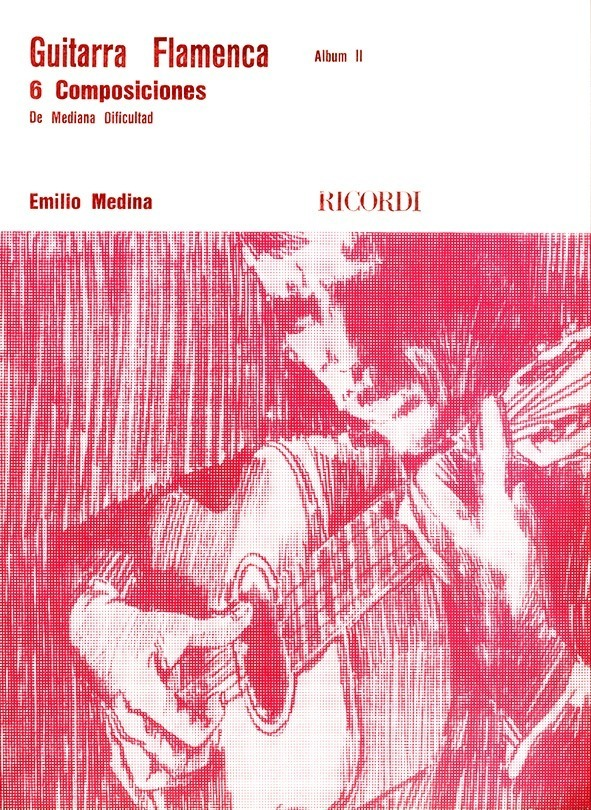 Guitarra Flamenca – Album 2º