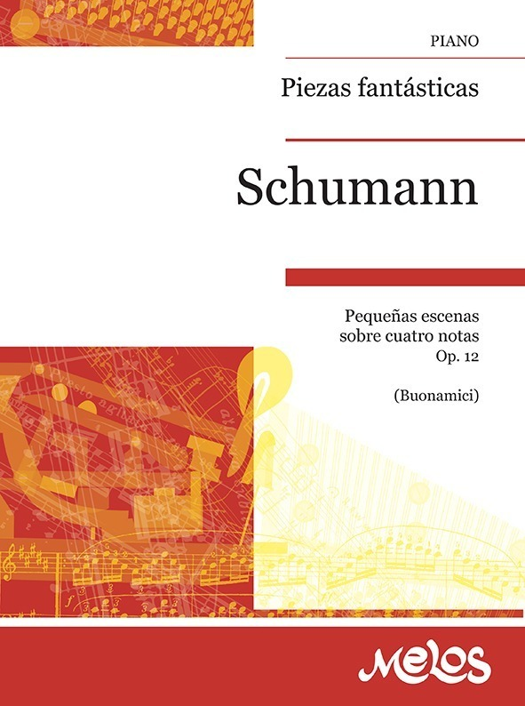Piezas Fantasticas, Op. 12